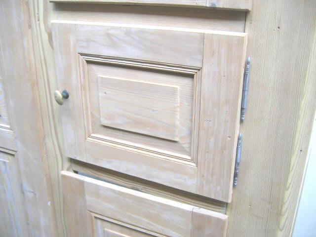 Fabrication Et Restauration De Meubles - Petite porte de placard