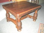 table basse Henri II