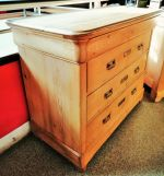 commode sapin massif